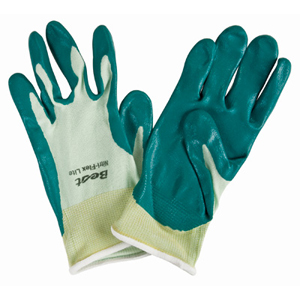 GANTS A PAUME NITRILE  (BEST)  GRANDEUR MEDIUM 16607